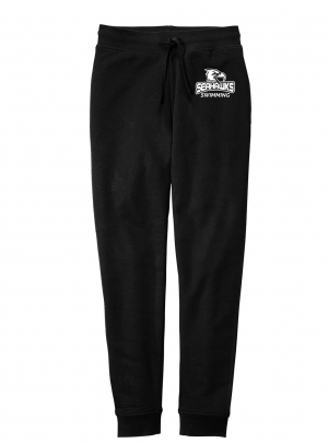 District Fleece Joggers, black, XS-2XL,  Youth S-L