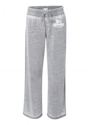 Vintage Zen Women's Vintage Zen Sweatpants, Cement, S-XXL