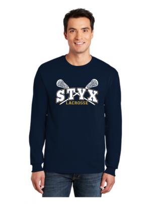 STYX Spirit Wear Long Sleeve Cotton Tee