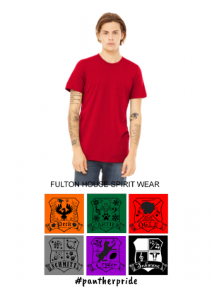 Fulton – Bella Canvas Short Sleeved Tee