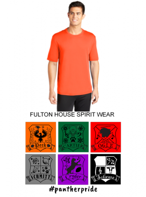 Fulton – Short Sleeved Wicking Tee