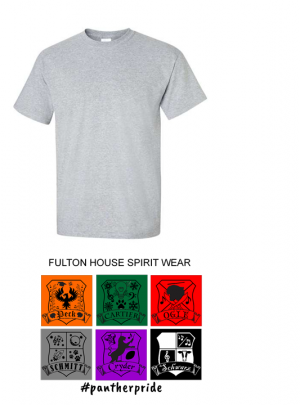Fulton – Short Sleeved Tee