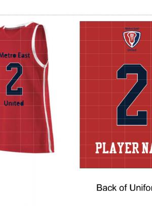 Travel Team – Game Jersey